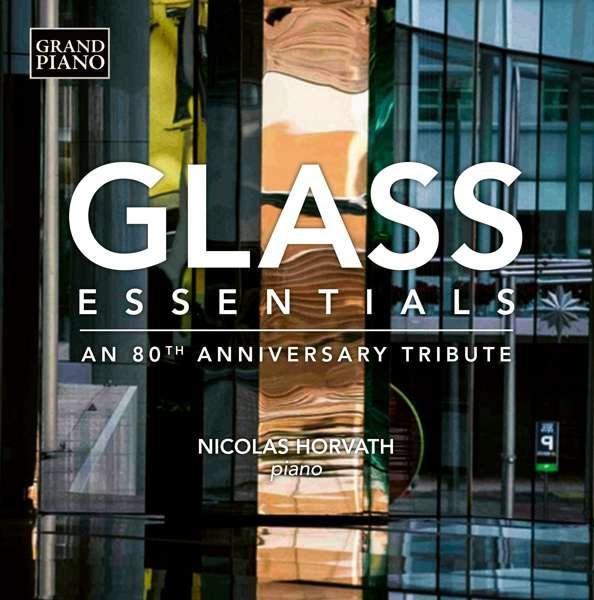 Glass Essentials - Philip Glass - Musik - GRAND PIANO - 0747313975228 - 2/1-2017
