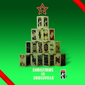 Christmas in Soulsville - Various Artists - Musik - SOUL / R&B - 0888072360228 - 24/11-2014