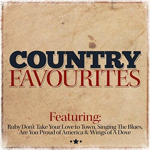 Country Favourites - V/A - Musik - SONY MUSIC - 0889854486228 - 3/8-2018