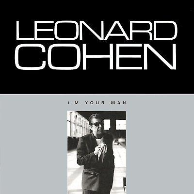 I'm Your Man - Leonard Cohen - Musik - COLUMBIA - 5099746064228 - 14/3-1990