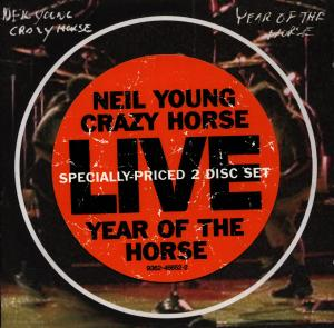 Year Of The Horse - Neil Young - Musik - REPRISE - 0093624665229 - 31/7-1990