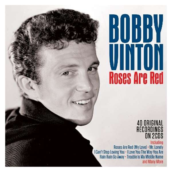 Roses Are Red - Bobby Vinton - Musik - ONE DAY MUSIC - 5060255183229 - 16/11-2017