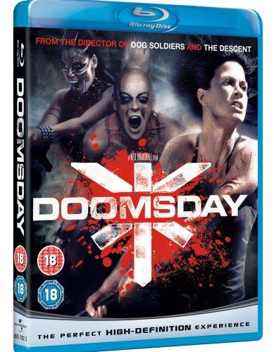 Doomsday Bdregion Free Blu Ray Region B 2008 Imusic Dk