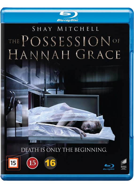 The Possession of Hannah Grace -  - Film -  - 7330031006232 - 25/4-2019