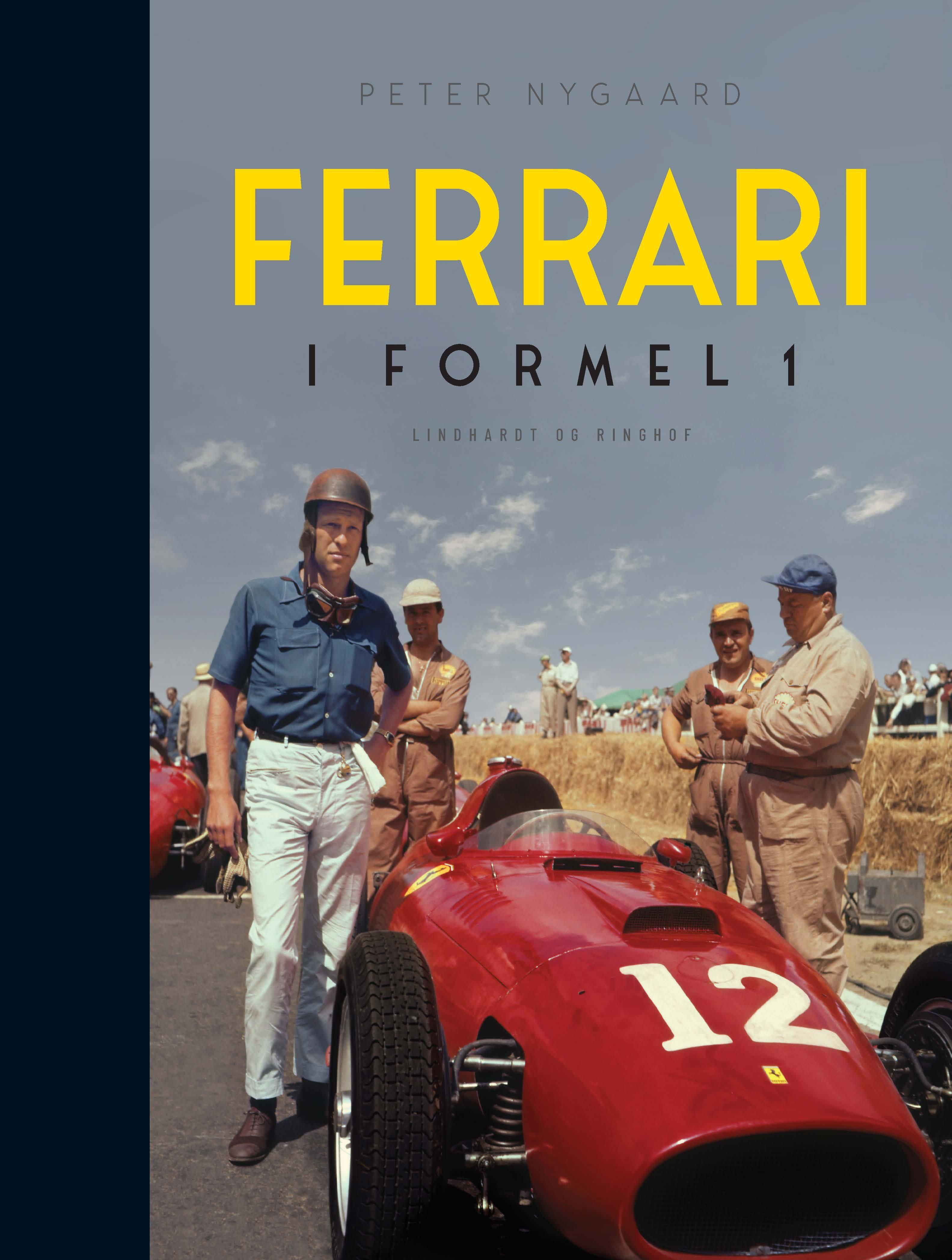 Ferrari - Peter Nygaard - Bøger - Lindhardt og Ringhof - 9788711983232 - 23/11-2020