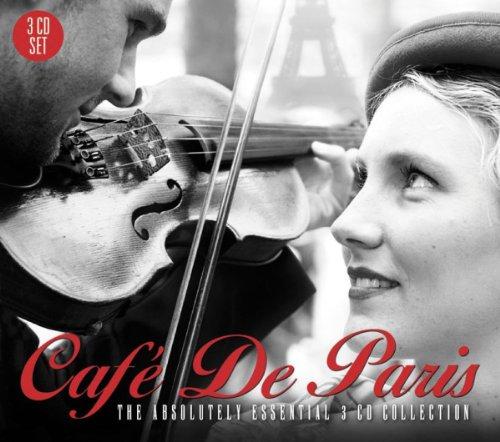 Cafe De Paris - The Absolute - Various Artists - Musik - BIG 3 - 0805520130233 - 10/5-2010