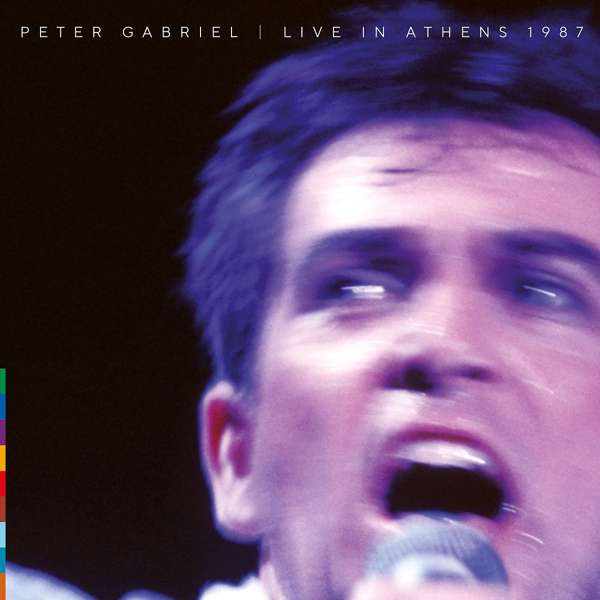 Live in Athens 1987 - Peter Gabriel - Musik -  - 0884108006238 - 25/9-2020