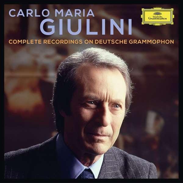 Complete Recordings on Deutsche Grammophon & Decca - Carlo Maria Giulini - Musik - CLASSICAL - 0028948362240 - 4/4-2019