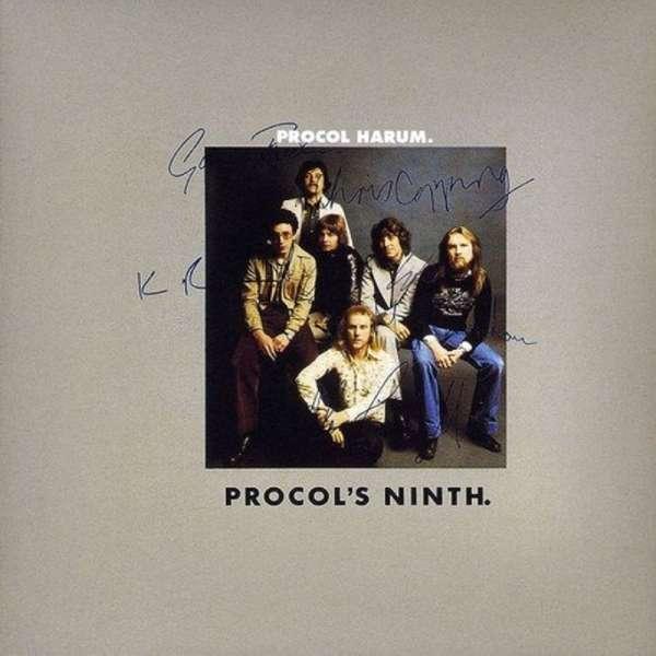 Procols Ninth - Procol Harum - Musik - ESOTERIC RECORDINGS - 5013929475243 - 30/11-2018