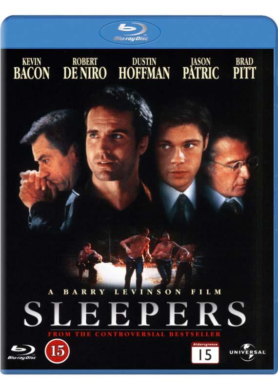 Sleepers -  - Film - JV-UPN - 5050582789249 - 10/7-2020