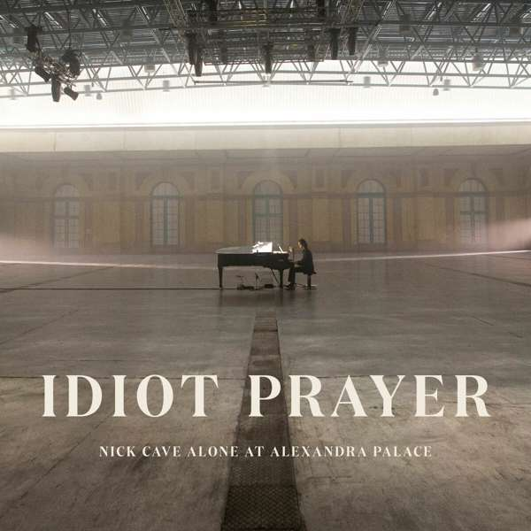 Idiot Prayer: Nick Cave Alone at Alexandra Palace - Nick Cave - Musik -  - 5056167126249 - 20/11-2020