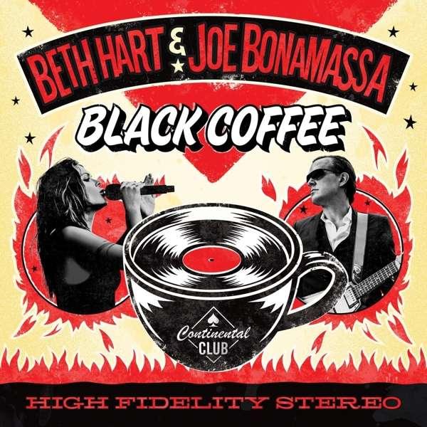 Black Coffee - Beth Hart & Joe Bonamassa - Musik - PROVOGUE - 0819873016250 - 26/1-2018