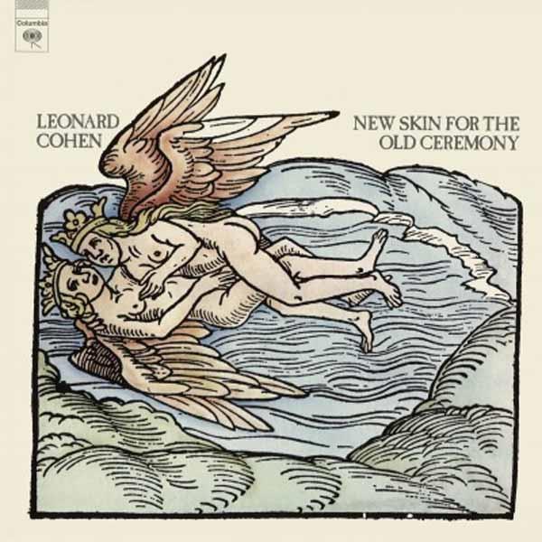 New Skin for the Old Ceremony - Leonard Cohen - Musik - MUSIC ON VINYL - 8718469530250 - 1/12-2011