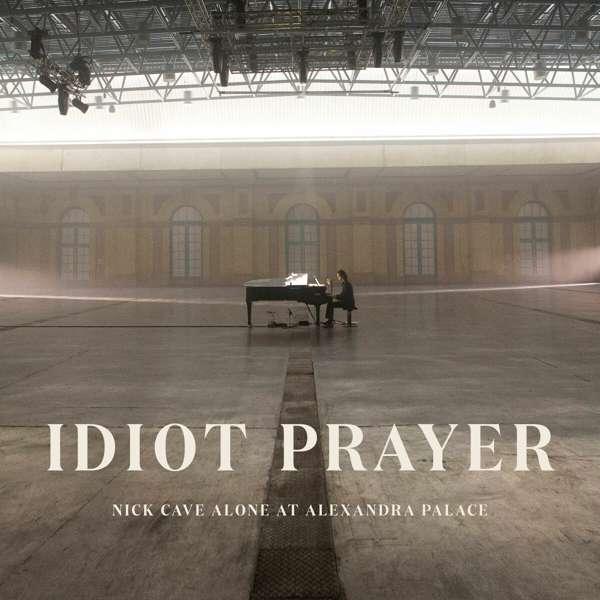 Idiot Prayer: Nick Cave Alone at Alexandra Palace - Nick Cave - Musik -  - 5056167126256 - 20/11-2020