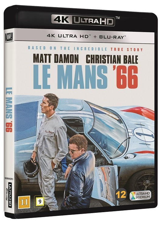 Le Mans 66 / Ford vs Ferrari -  - Film -  - 7340112751258 - 30/3-2020