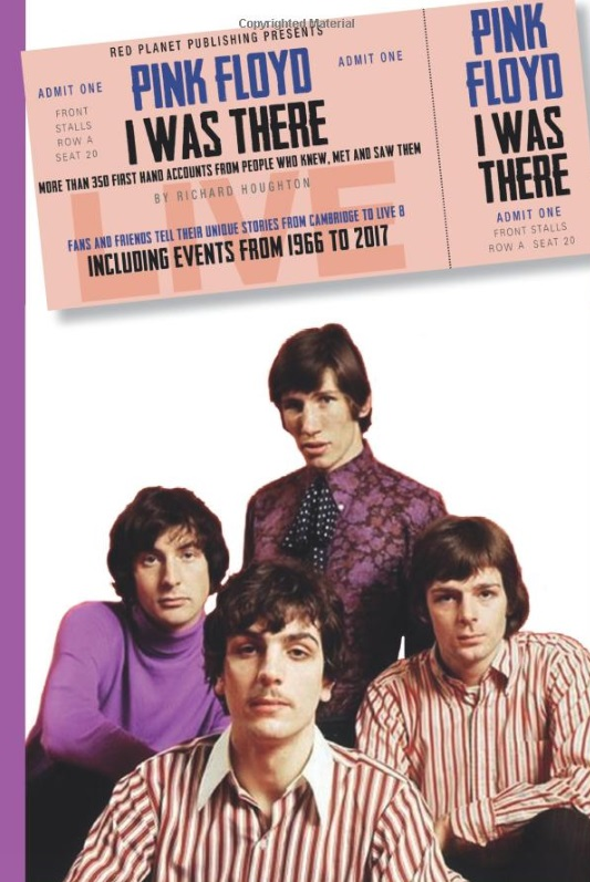 Pink Floyd I Was There - Pink Floyd - Bøger - OMNIBUS PRESS - 9781911346258 - 17/12-2019