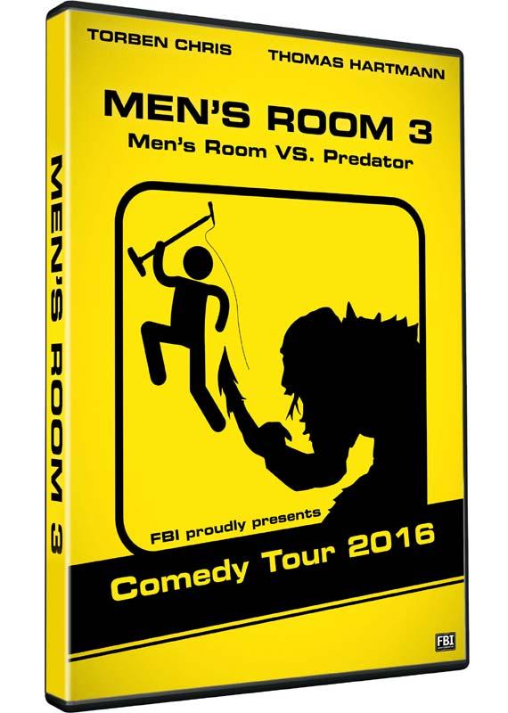 Men's Room 3 - Torben Chris & Thomas Hartmann - Film -  - 5705535058261 - 20/4-2017