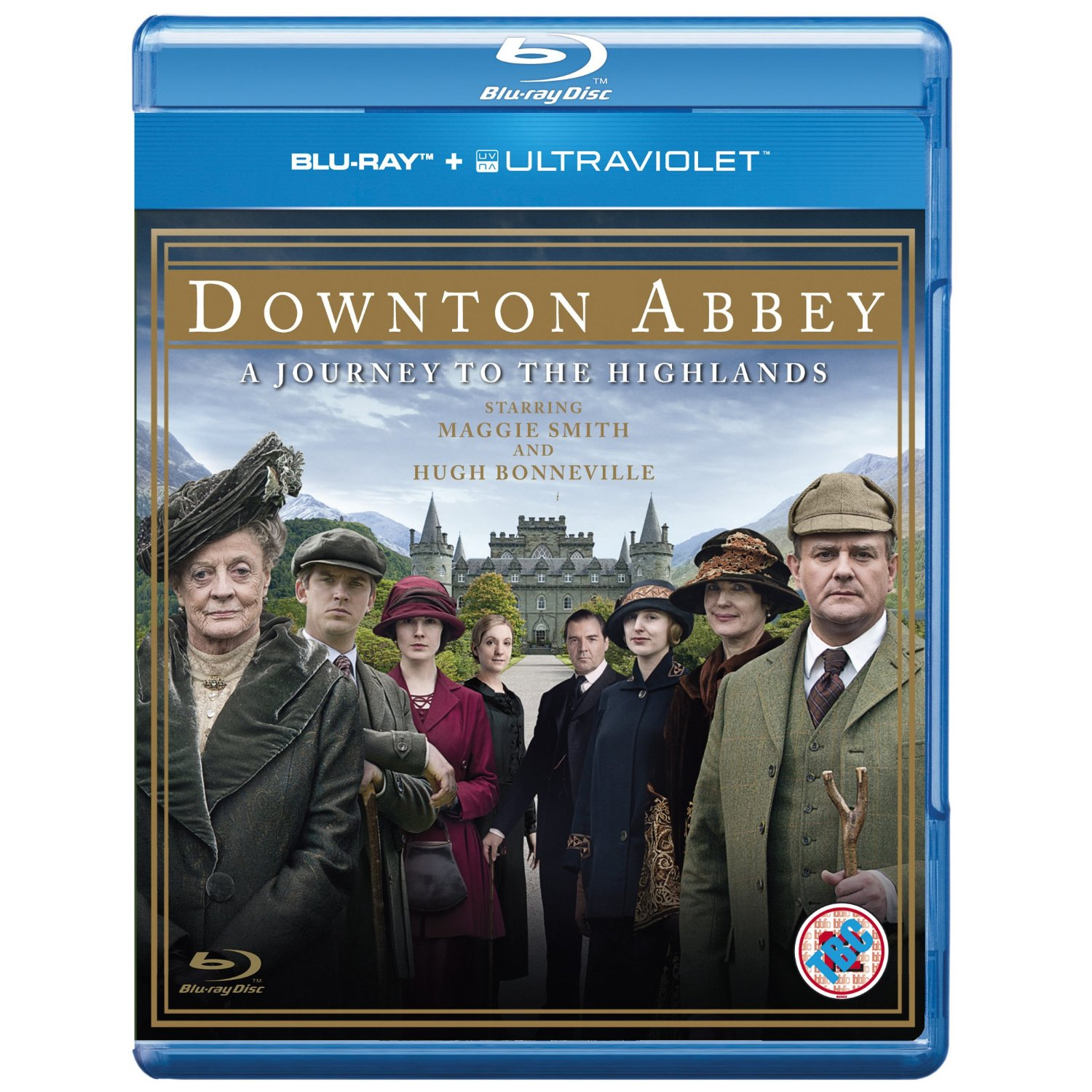 Downton Abbey  Special For Christmas 2012 - Downton Abbey - Film - PLAYBACK - 5050582916263 - 26/12-2012
