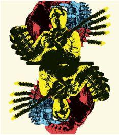 Poul Halberg Power Trio - Psychelectric Journey - Poul Power Trio Halberg - Musik - GROOVEYARD - 5700776601269 - 21/10-2008