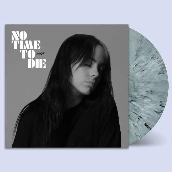 """No Time to Die (7"""" smoke coloured vinyl) - Billie Eilish - Musik - INTERSCOPE - 0602508802270 - 5/10-2020"""