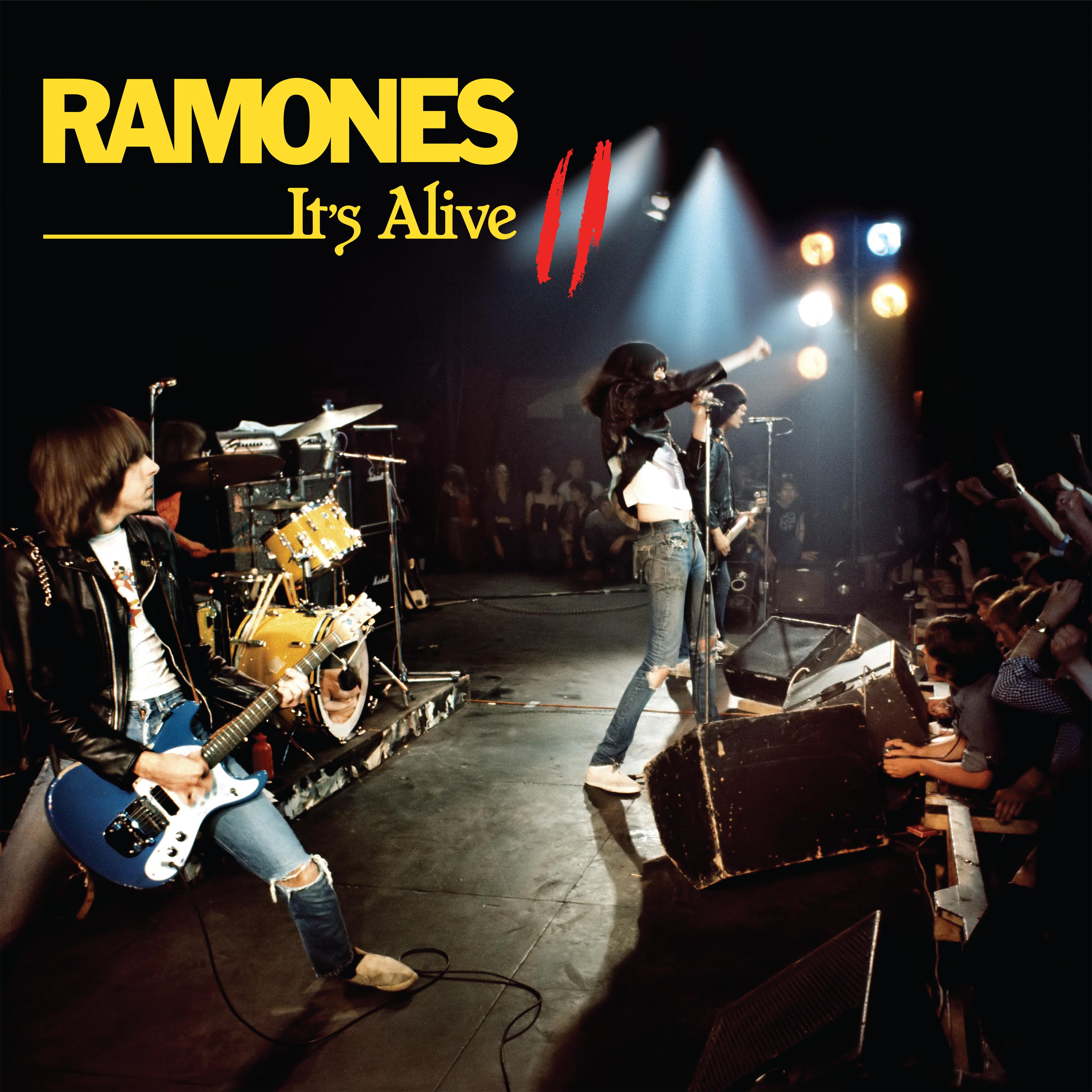 Its Alive II (RSD 2020) - Ramones - Musik - RHINO/WARNER BROS. - 0603497848270 - 26/9-2020