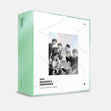 SEASON'S GREETINGS 2020 - BTS - Merchandise - Big Hit Entertainment - 8809375121271 -