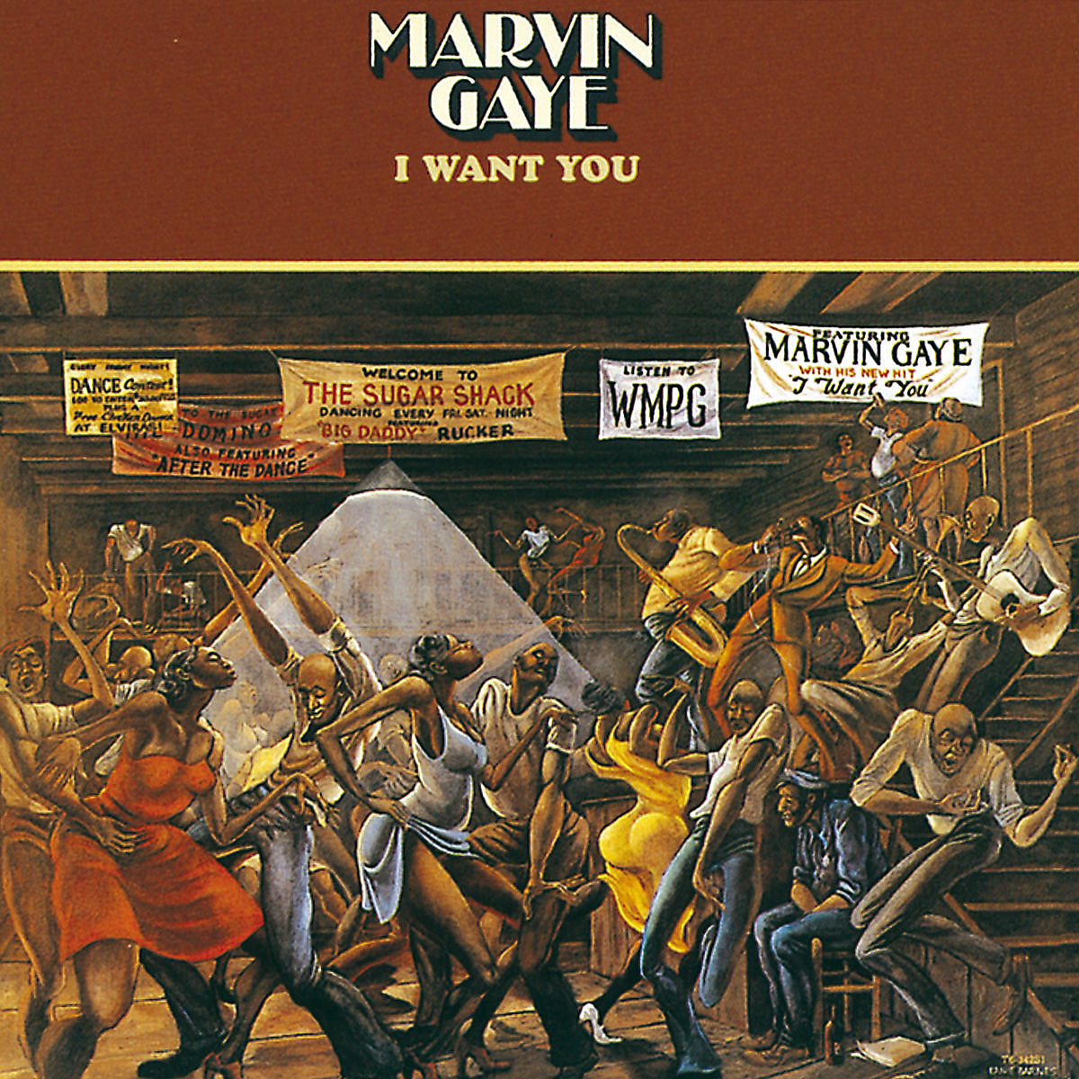 I Want You - Marvin Gaye - Musik - UNIVERSAL - 0600753534274 - 27/5-2016
