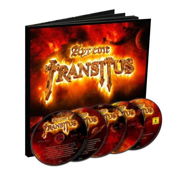 Transitus - Ayreon - Musik - MUSIC THEORIES RECORDINGS - 0810020502275 - 25/9-2020