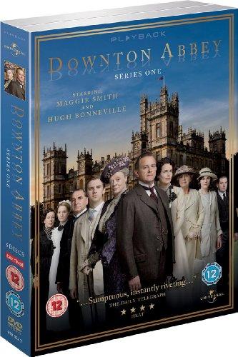 Downton Abbey  Series 1 DVD DVD 2010 Hugh Bonneville Maggie Smith El... - Fox - Film - UNIVERSAL - 5050582802276 - 14/2-2012
