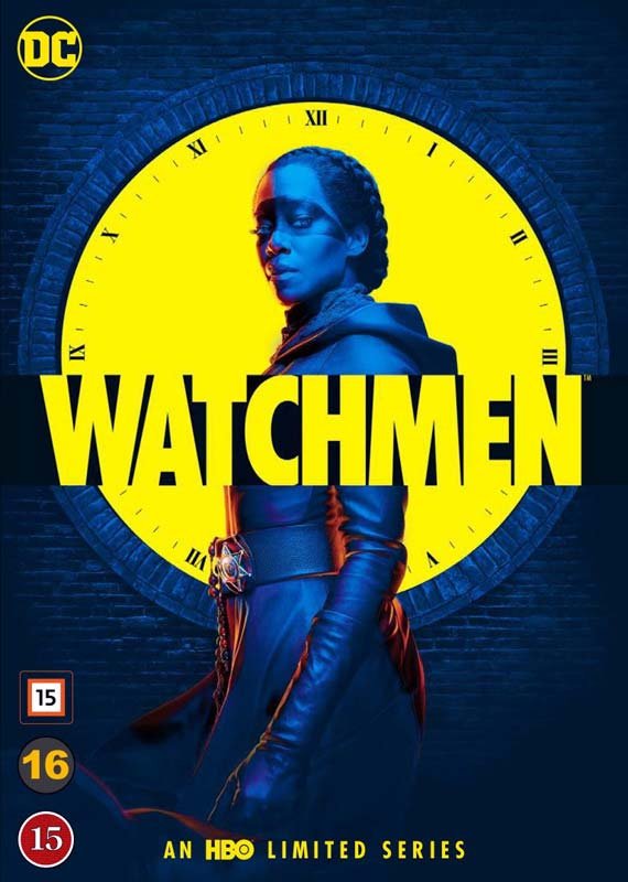 Watchmen - Season 1 - Watchmen - Film - Warner - 7333018017276 - 3/9-2020