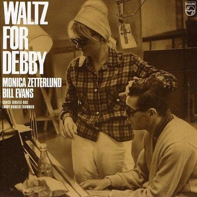 Waltz For Debby (45 RPM) - Bill Evans & Monica Zetterlund - Musik - AUDIO CLARITY - 0889397107277 - 23/8-2019