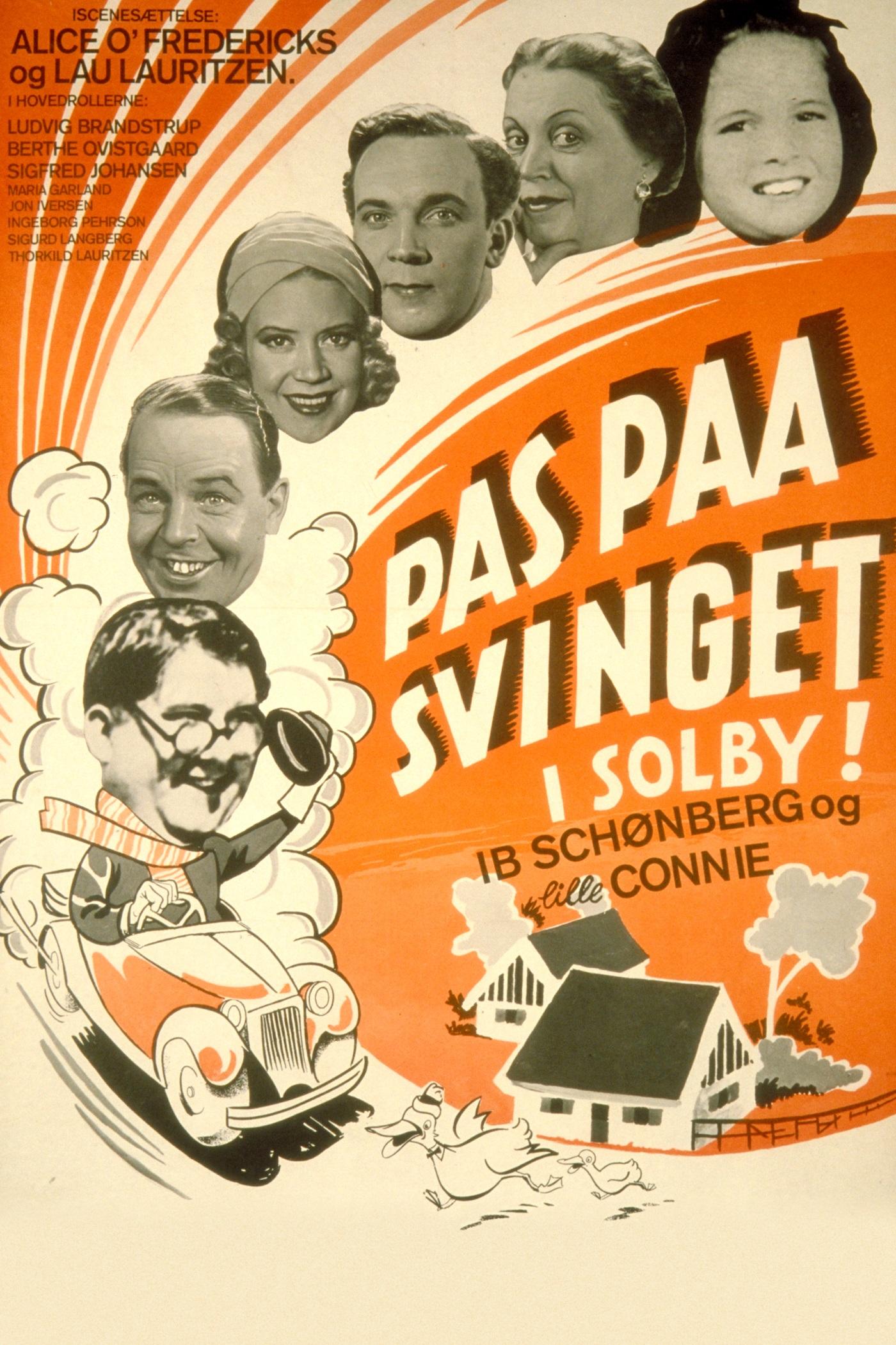 Pas På Svinget I Solby -  - Film -  - 5708758703277 - 6/8-2020