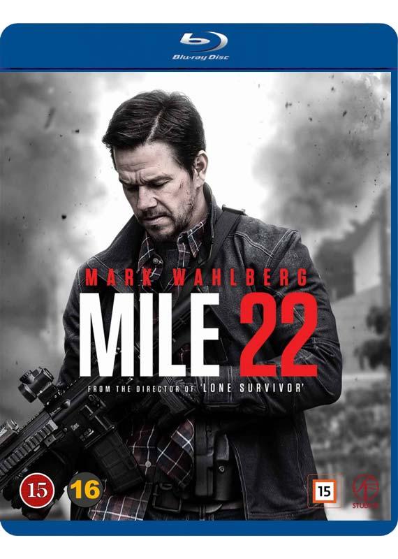 Mile 22 - Mark Wahlberg - Film -  - 7333018013278 - 21/1-2019