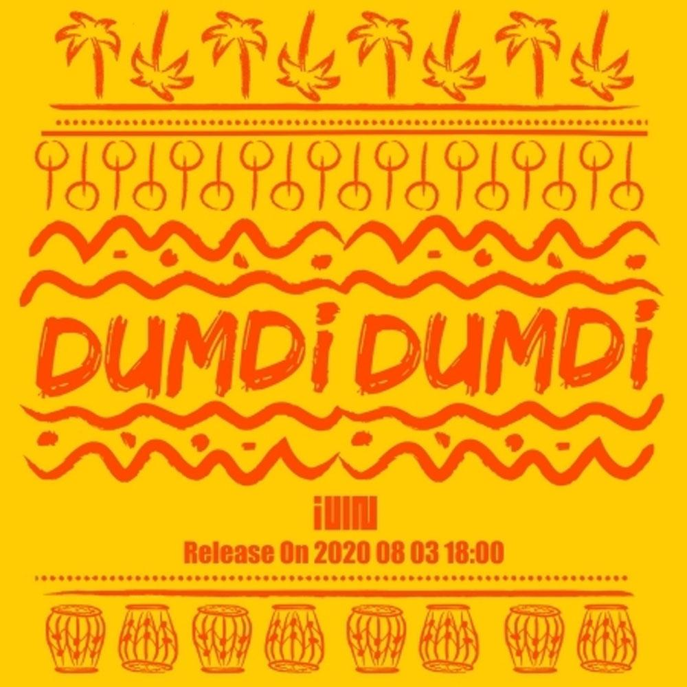 Dumdi Dumdi - Day Version - (G)i-dle - Musik - CUBE - 8804775146282 - 4/8-2020
