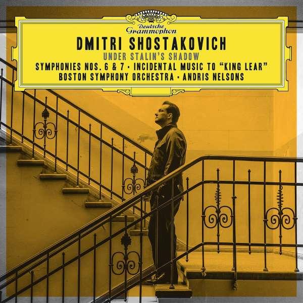 Symphonies Nos. 6 & 7: Incidental Music - D. Shostakovich - Musik - DEUTSCHE GRAMMOPHON - 0028948367283 - 21/2-2019