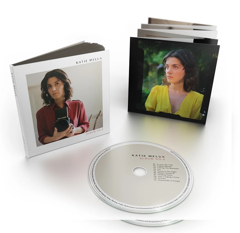 Album No. 8 (Deluxe) - Katie Melua - Musik - BMG Rights Management LLC - 4050538629286 - 16/10-2020