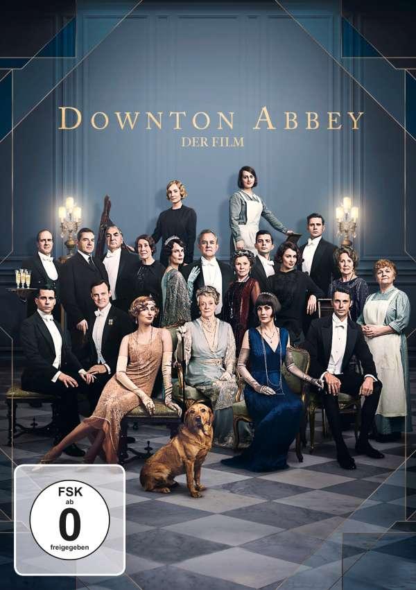 Downton Abbey - Der Film - Movie - Film -  - 5053083201289 - 30/1-2020