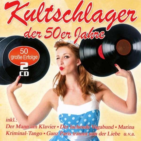 Kultschlager Der 50er Jahre - V/A - Musik - MUSICTALES - 4260320875290 - 21/4-2017