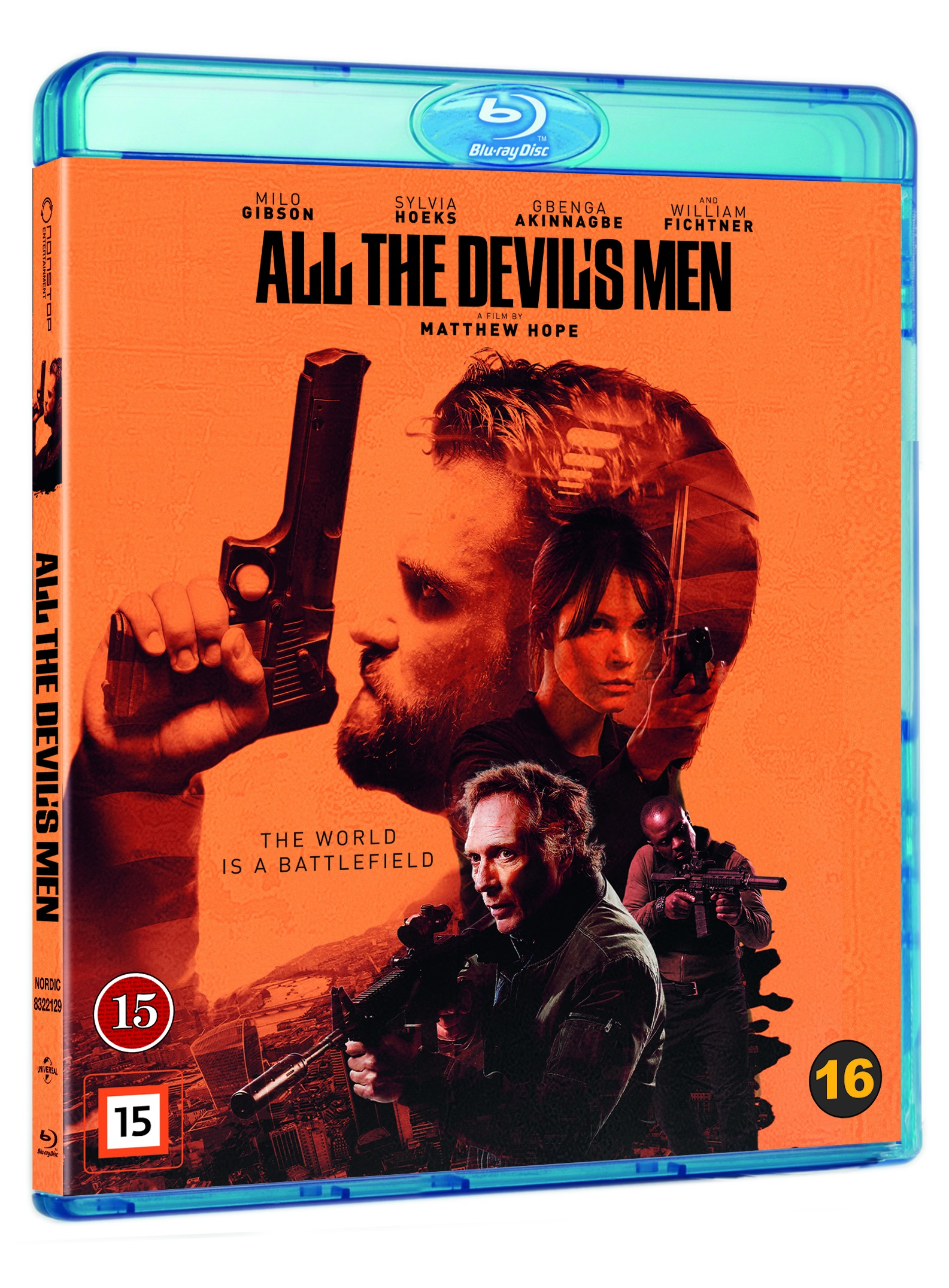All the Devil's men -  - Film -  - 5053083221294 - 12/10-2020