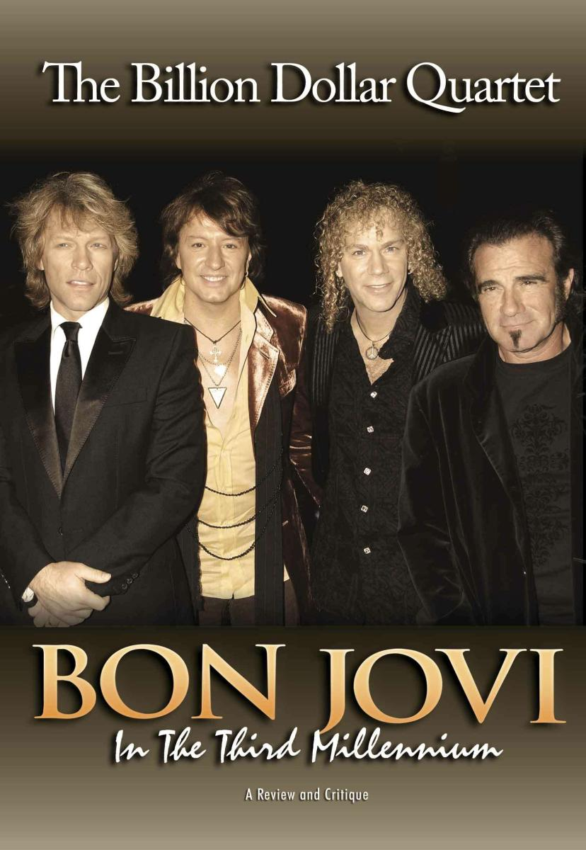 The Billion Dollar Quartet - Bon Jovi - Film - CHROME DREAMS - 0823564515298 - 10/11-2008