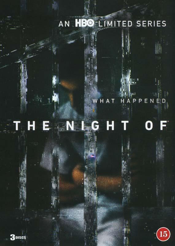 The Night Of -  - Film -  - 5051895406298 - 31/10-2016