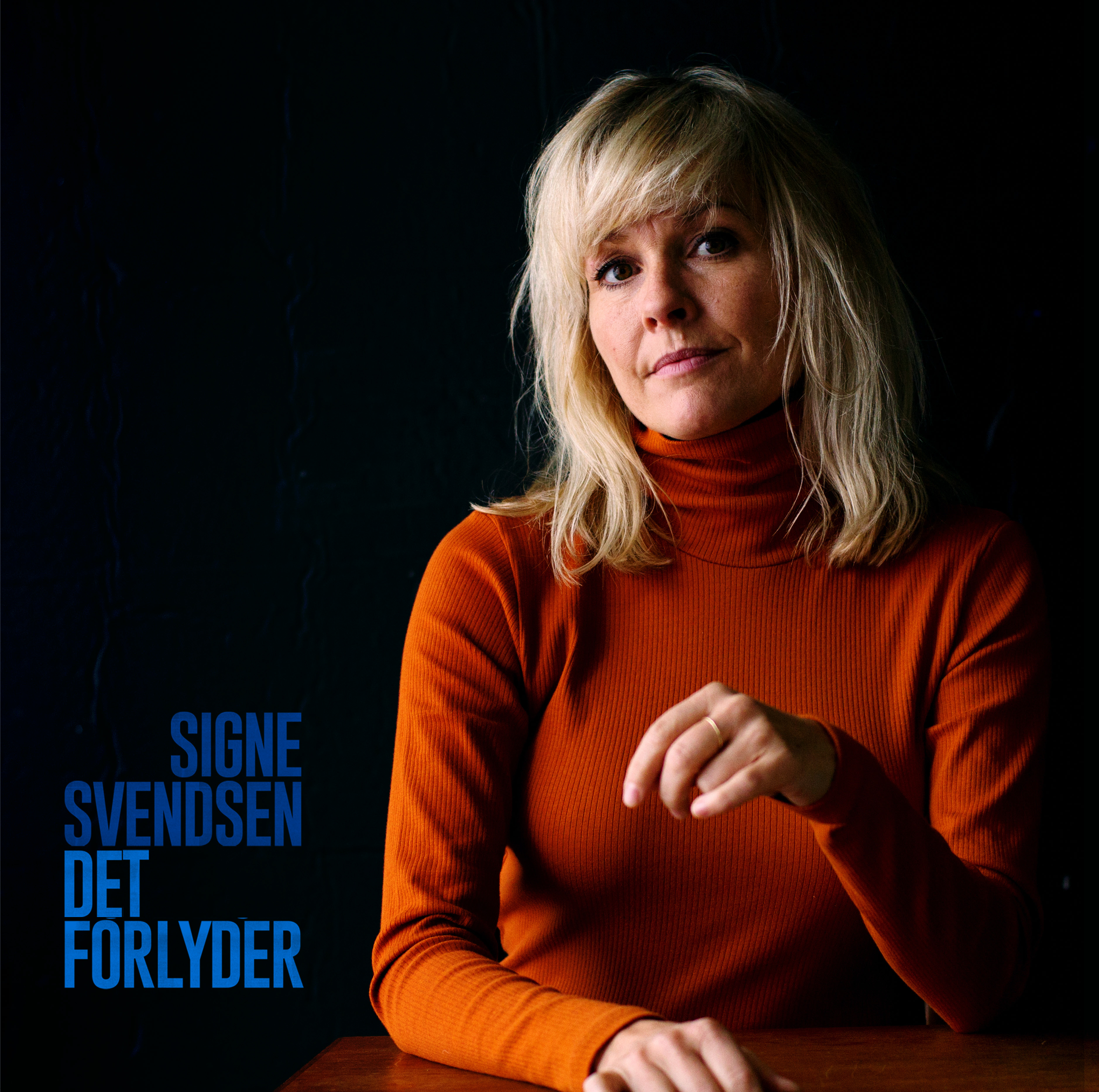 Det Forlyder - Signe Svendsen - Musik -  - 5707785011300 - 31/1-2020