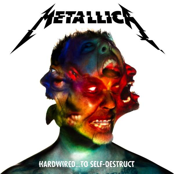 HARDWIRED... TO SELF-DESTRUCT (DELUXE EDITION - THREE 180G LPs / BONUS CD) - Metallica - Musik - METAL - 0858978005301 - 18/11-2016