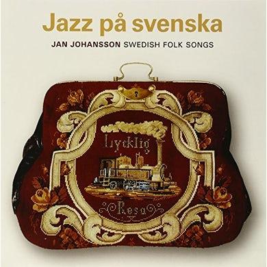 Jazz På Svenska - Jan Johansson - Musik - HEPTAGON - 7393465133301 - 11/2-2014