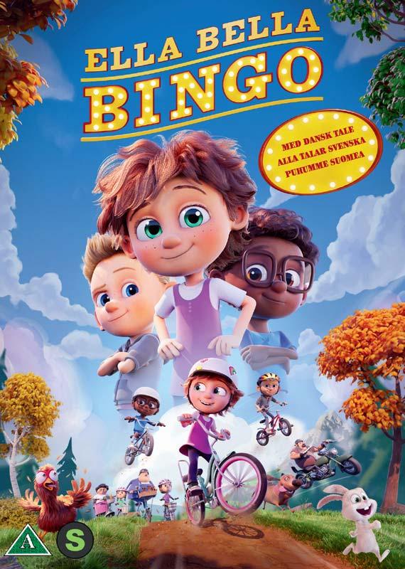 Ella Bella Bingo -  - Film -  - 5706169003306 - 24/8-2020