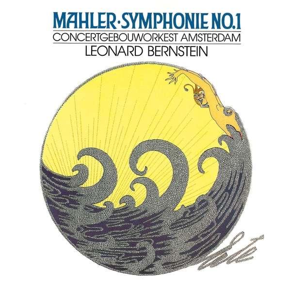 Symphony No.1 in D Major (Live) - G. Mahler - Musik - DEUTSCHE GRAMMOPHON - 0028948350308 - 19/4-2018