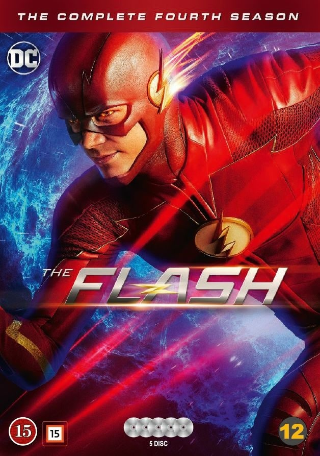 The Flash - The Complete Fourth Season - The Flash - Film - Warner - 7340112746308 - 6/12-2018