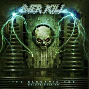 Electric Age (Black Friday 2019) - Overkill - Musik - METAL/ENTERTAINMENT ONE - 0634164619312 - 29/11-2019