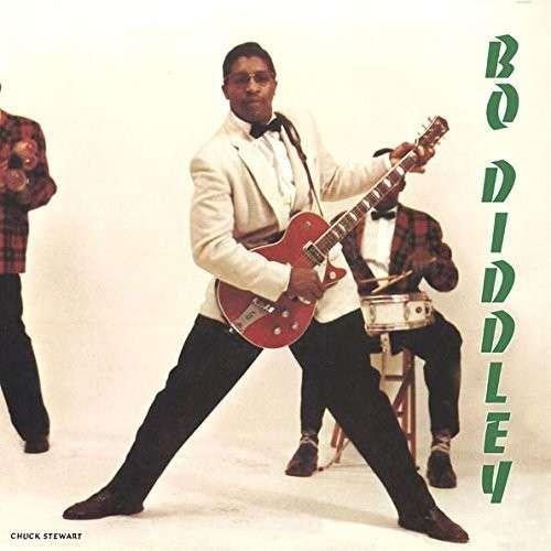 Bo Diddley - Bo Diddley - Musik - SUNDAZED MUSIC INC. - 0090771544315 - 29/6-2018