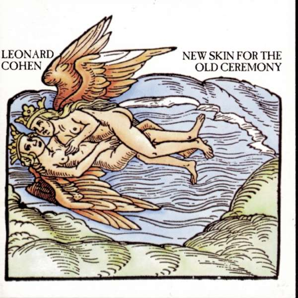 New Skin For The Old Ceremony - Leonard Cohen - Musik - SONY MUSIC CG - 0889854353315 - 20/10-2017